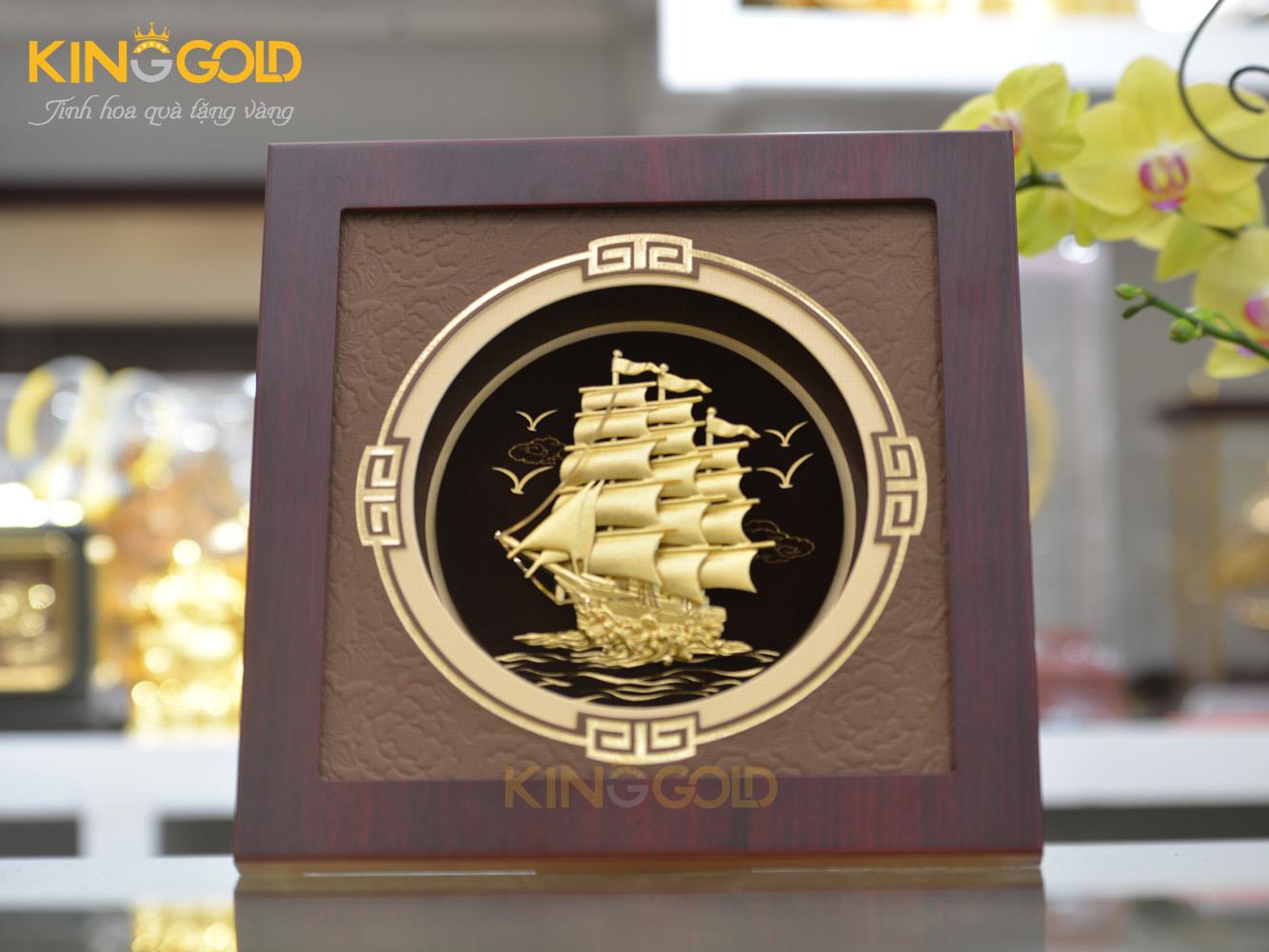 Vua quà tặng vàng King Gold gift