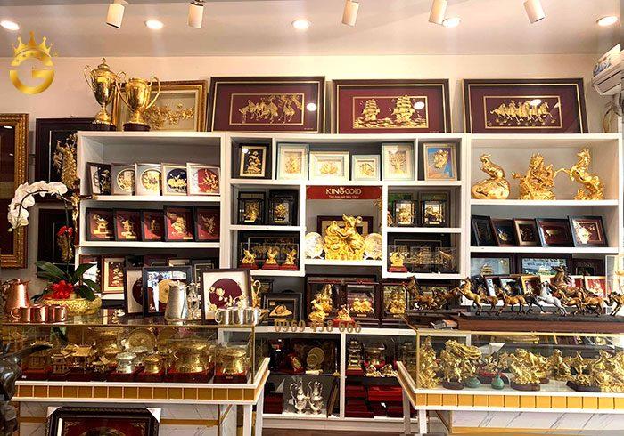 King Gold Art- thương hiệu quà tặng vàng 'Tinh từ chất, đẹp từ tâm'